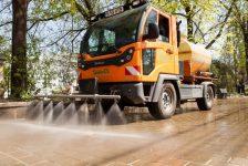 Sanitation Company Keeping Iasi Clean