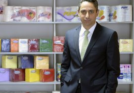 Pioneer in Tissue Paper Production Becomes Market Leader