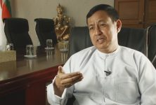 H.E. U Ye Htut, Union Minister of Information