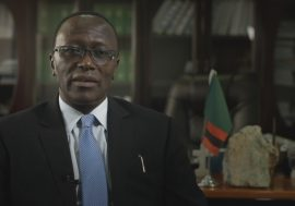 Chanda Kasolo – Permanent Secretary of Ministry of Information